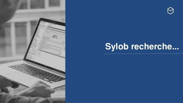 Nos solutions dédiées aux entreprises industrielles Sylob recherche...