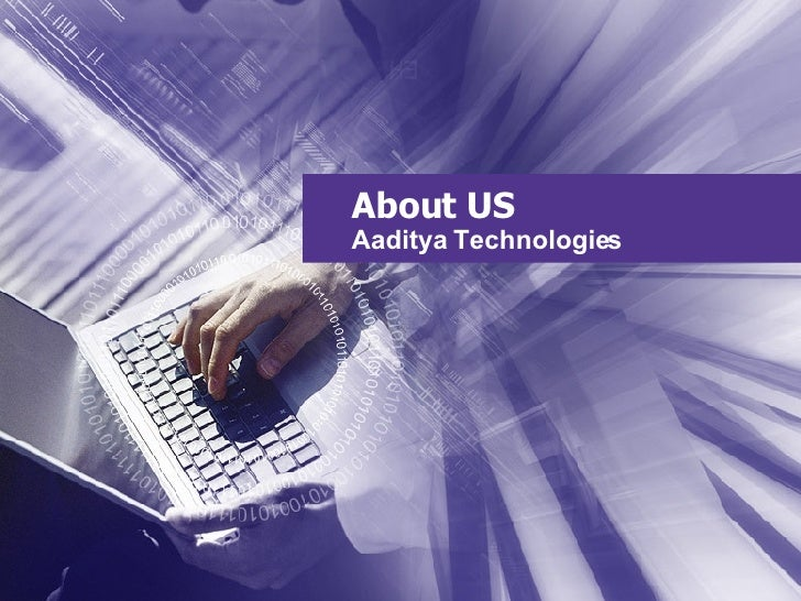 About US Aaditya Technologies
