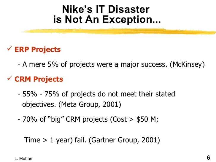 nike crm Free knowledge, concepts and ideas about marketing management and marketing strategy, case study : business and marketing strategy of nike.