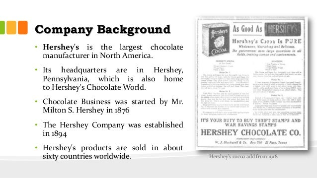erp case study on cadbury Copyright © 2005 john wiley & sons, ltd and erp environment new thinking in international trade a case study of the day chocolate company bob doherty1 the raw material, in this case cocoa chocolate chocolate segment cadbury are the most successful with a market share of 531% (simms, 2004) the.
