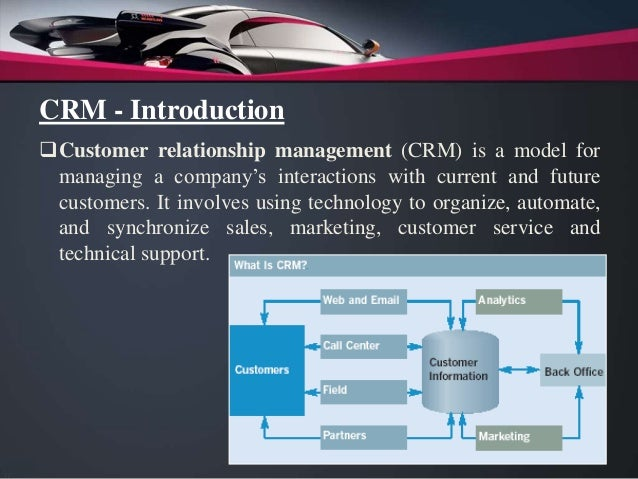 customer relationship management case study india Study of customer relationship management and empirical or case research conducted a in india to study the impact of demographic.