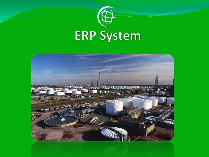 ERP System<br />