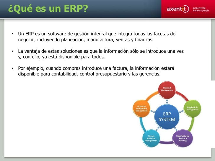 erp implementation on kfc Enterprise resource planning (erp) is a method of using computer technology to link various functions—such as accounting, inventory control, and human resources—across an entire company erp is intended to facilitate information sharing, business planning, and decision making on an enterprise.