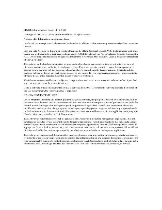 hyperion financial management admin guide