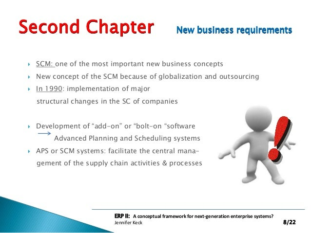 erp ii the next generation erp11 I've heard and read lots of material about the enterprise applications and what  the next generation of erp is some have suggested that erp.