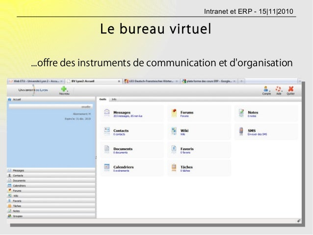 bureau virtuel lyon2 web etu lyon 2 bureau virtuel 28 images ent universit web etu lyon 2