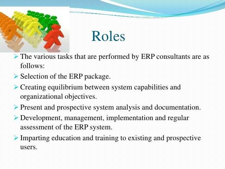 Barriers to implementation of erp system in sme