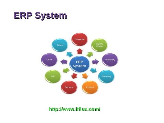 ERP SystemERP System http://www.itflux.com/http://www.itflux.com/