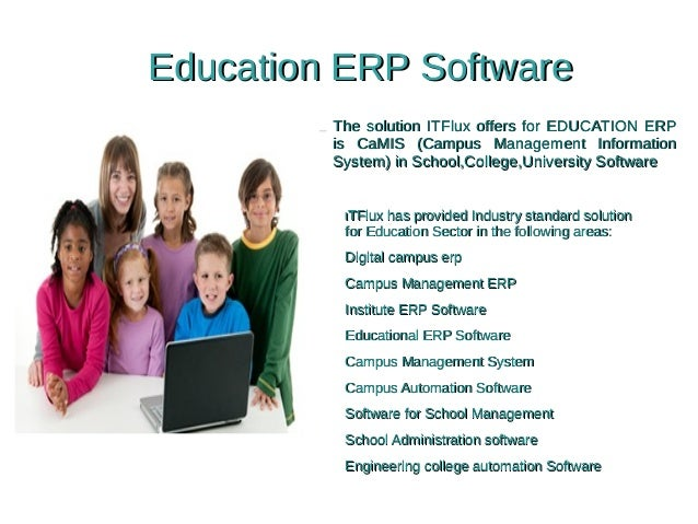 Education ERP SoftwareEducation ERP Software The solution ITFlux offers for EDUCATION ERPThe solution ITFlux offers for ED...
