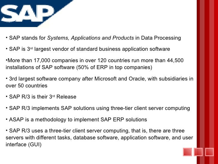 systems applications and products in data processing essay 2 running head: systems, applications, and products in data processing systems, applications, and products in data processing systems, applications, and products in data processing (sap) is a german owned technology company that started in 1972.