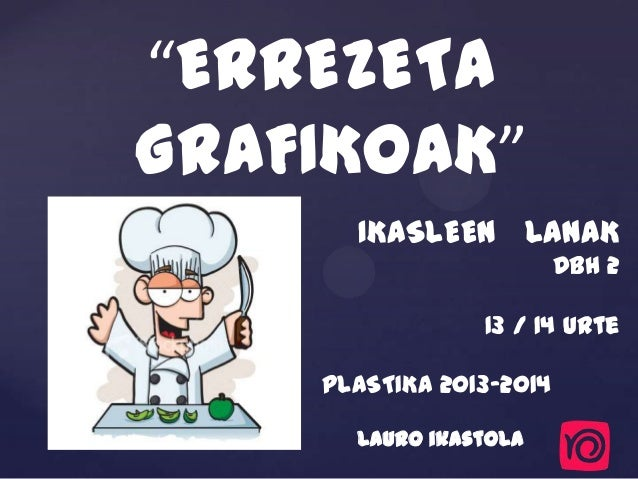 """""""ERREZETA GRAFIKOAK"""" {  IKASLEEN LANAK DBH 2 13 / 14 urte PLASTIKA 2013-2014 Lauro ikastola"""