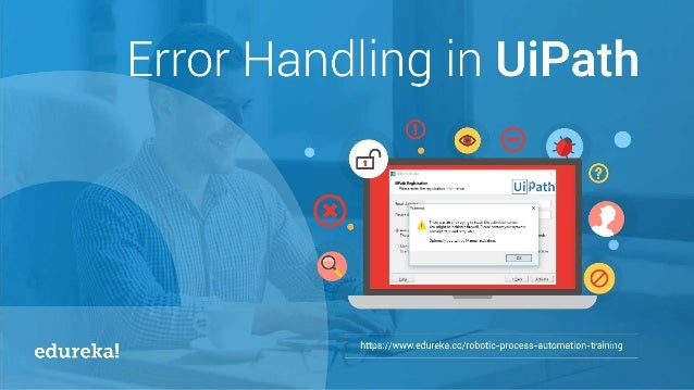 Error Handling In UiPath | Debugging & Exception Handling In