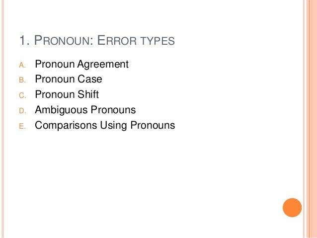 Error Identification 7 Screw Ups