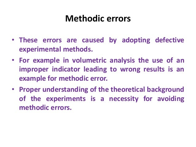 ERRORS IN EXPERIMENTS PDF DOWNLOAD
