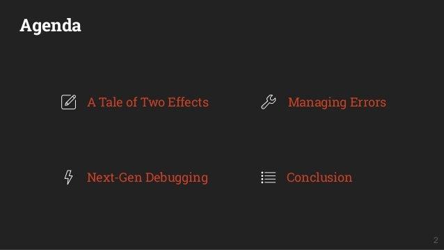 Error Management: Future vs ZIO Slide 2