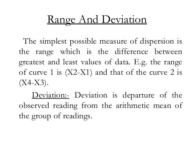 Average And Standard Deviation Average deviation is defined as the sum of the absolute values of deviations divided by the...