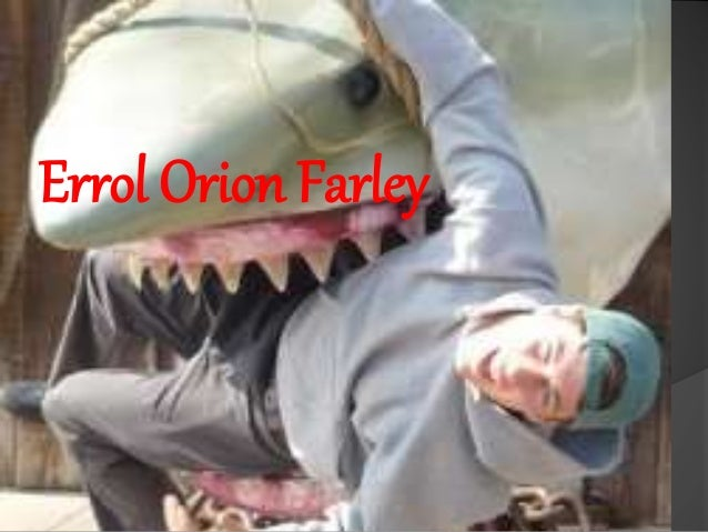Errol Orion Farley