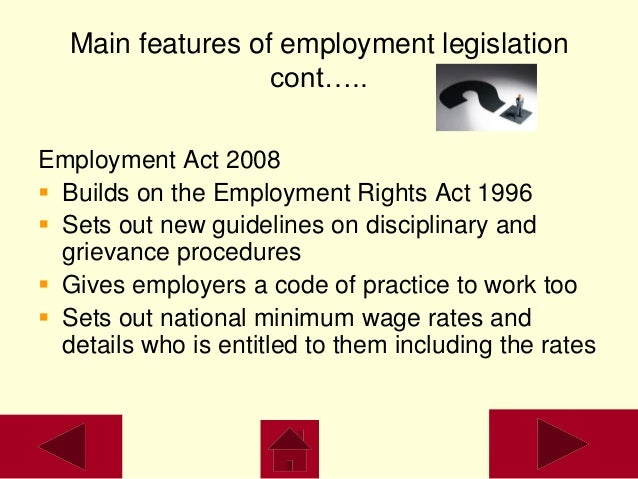 nvq 2 err employment rights and 201 understand employment responsibilities and rights in health, social care or children and young people's settings by gaël romanet page 2 of 19.
