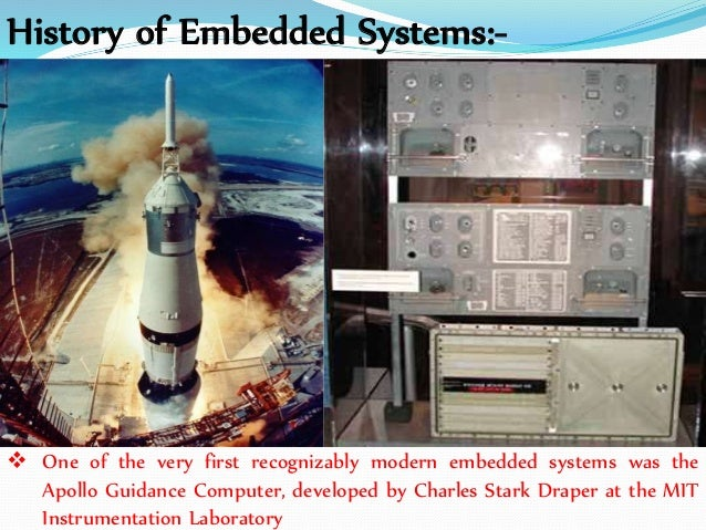 Embedded System Real Time Operating System Erts I Unit