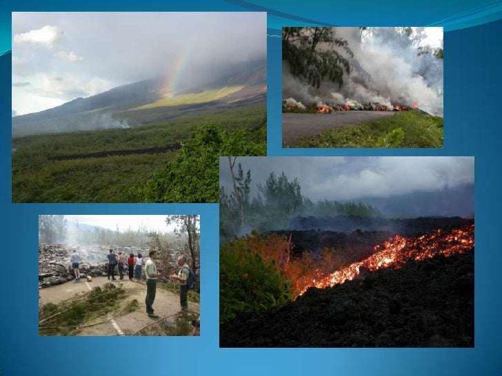 éruption Slide 2