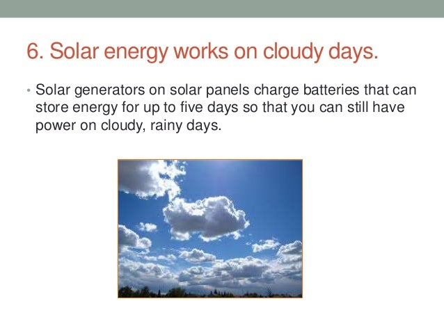 8 interesting solar energy facts for Solar energy information for students