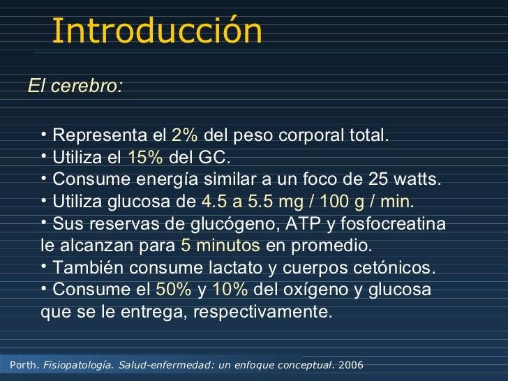 Introducción Porth.  Fisiopatología. Salud-enfermedad: un enfoque conceptual . 2006 <ul><li>Representa el  2%  del peso co...