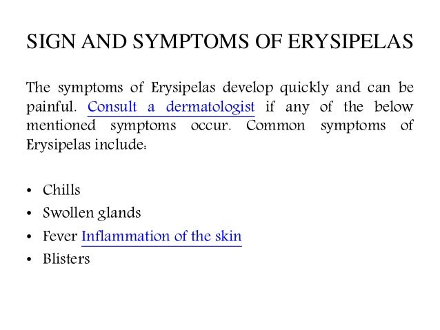 erysipelas : causes, symptoms, diagnosis, prevention and treatments, Skeleton