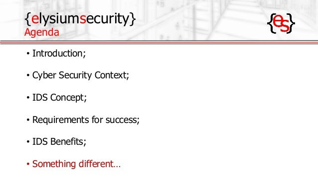 Open Source IDS - How to use them as a powerful fee Defensive and Offensive tool Slide 2
