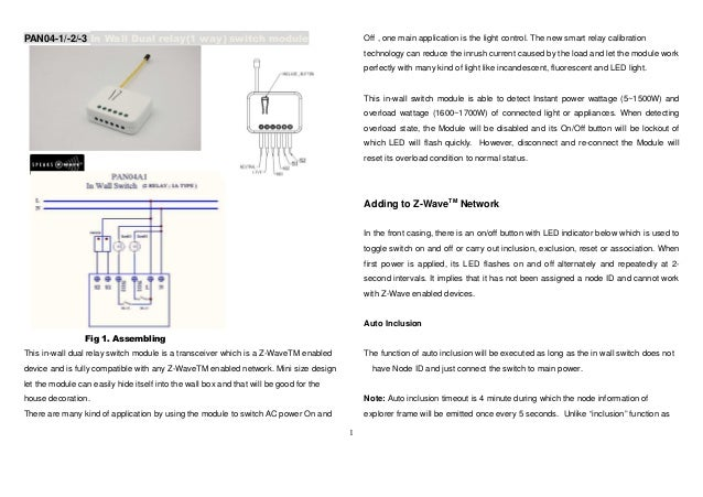 PhiliopanUser Manual - 4 way switch does not work