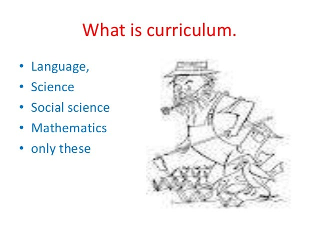 Curriculum and instruction. Slide 2