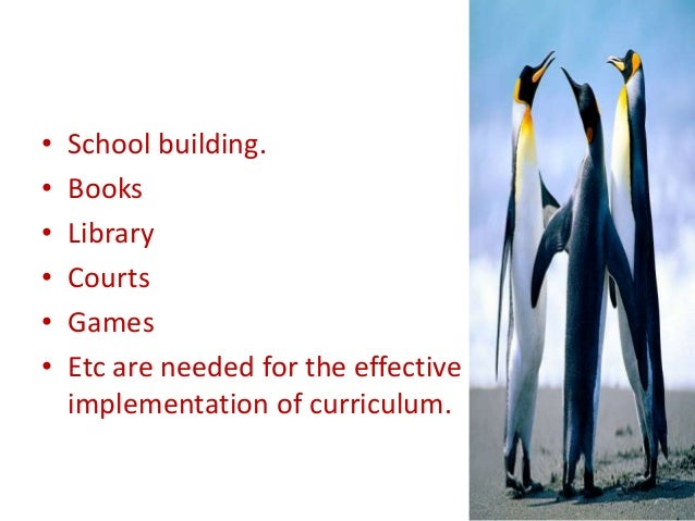 Curriculum and instruction. Slide 3