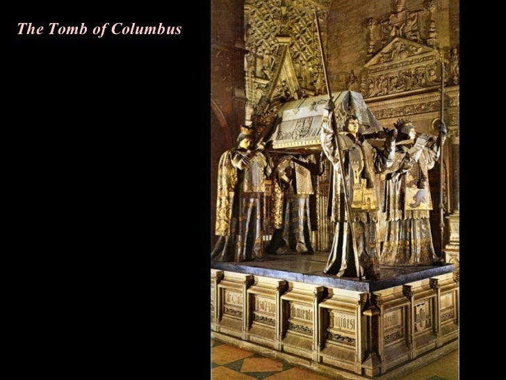 The Tomb of Columbus