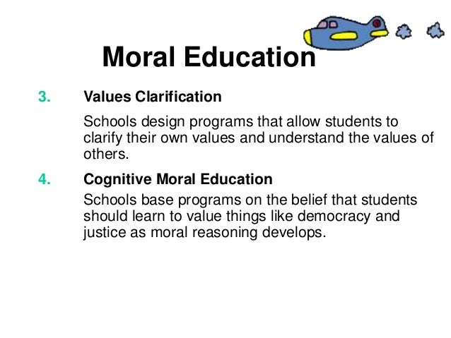 Values and moral development in the classroom