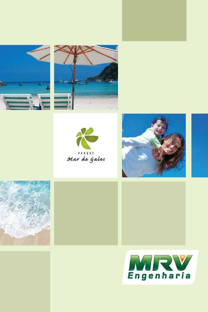 MRV Folder Mar de Gales | Macaé - RJ