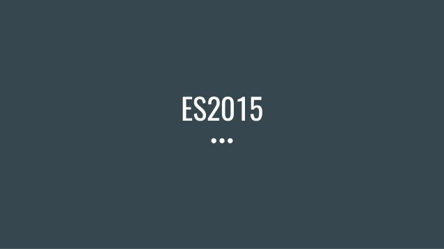 ES2015