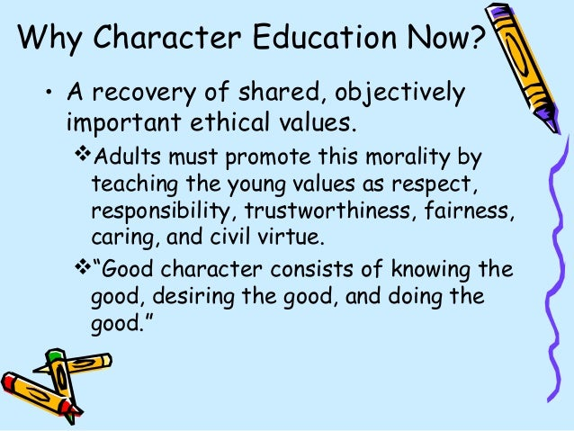 importance of values in life essay