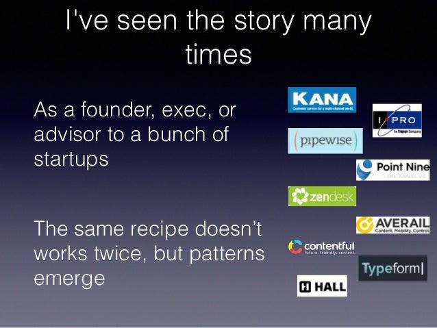 Lecture on Innovation at Startups at ESADE Slide 3