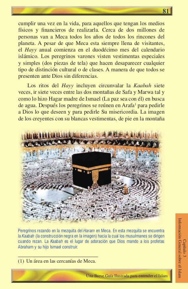 Una breve guia ilustrada para entender el Islam