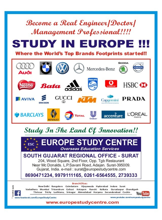 STUDY IN EUROPE TUITION-FREE DOWNLOAD