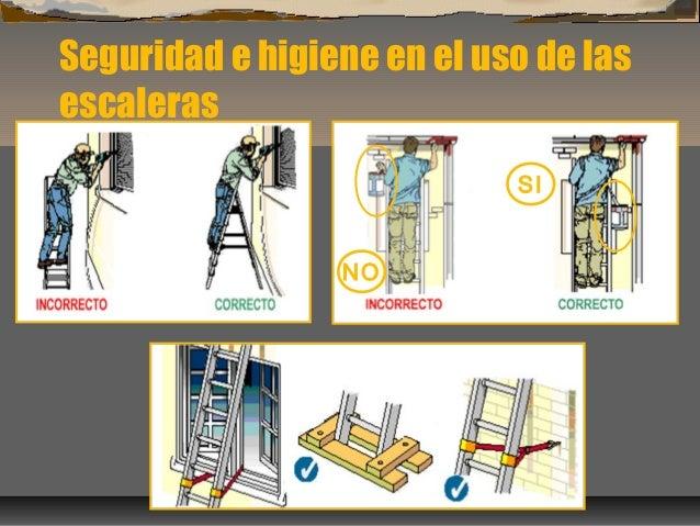 Escaleras manuales - Escaleras de mano ...