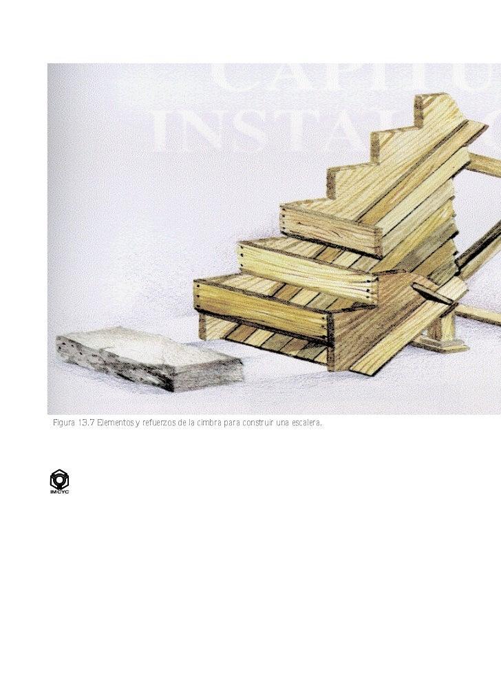Escaleras for Como hacer una escalera de cemento
