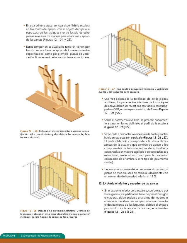 Construccion de caba as de madera 12 31 for Construccion de escaleras de madera