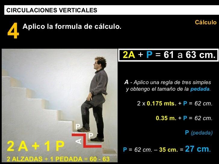 Escaleras 2012 nueva 1 for Formula escalera