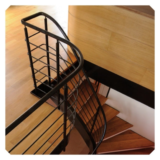 Escalier Balanc Contemporain