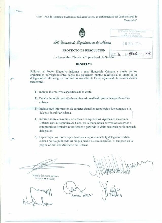 """- """"2014 - Año de Homenaje al Almirante Guillermo Brown en el Bicentenario del Combate Naval de  Montevideo""""  f_ r  ,;;r. ~..."""