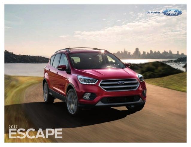 Ziems Ford Farmington New Mexico >> 2017 Ford Escape Brochure Farmington Ford Dealer