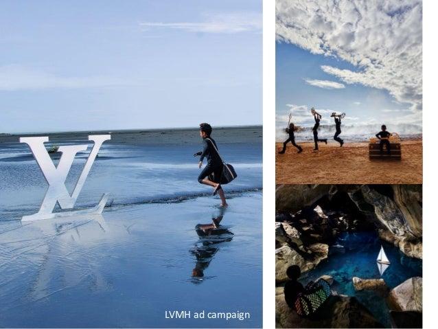 LVMH ad campaign