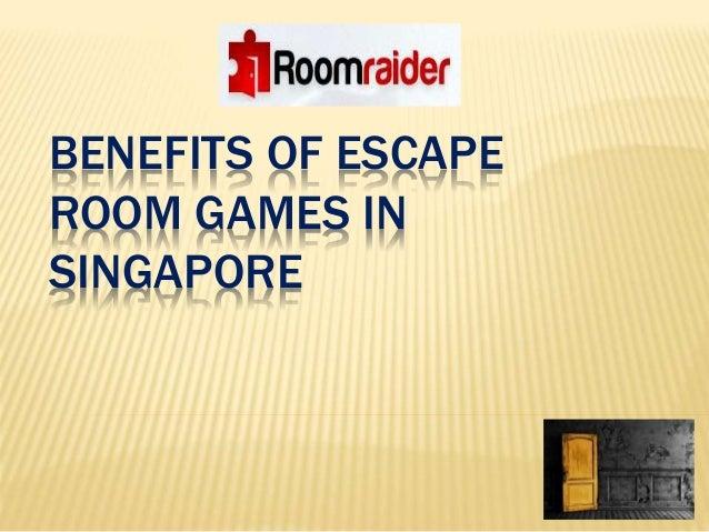 Escape Room Business Plan