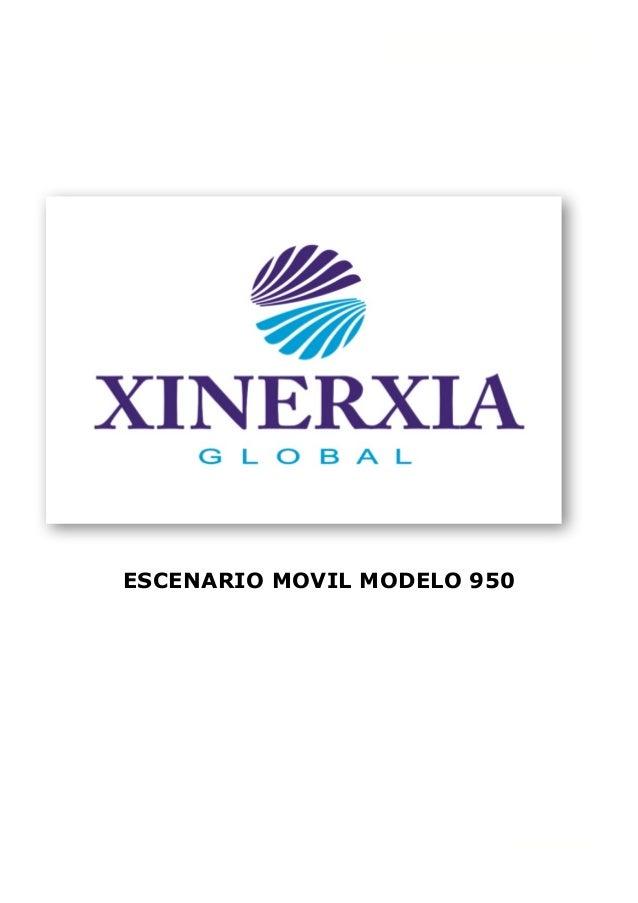 ESCENARIO MOVIL MODELO 950                                                                                                ...