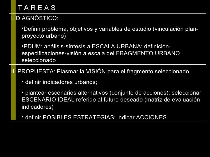 <ul><li>I. DIAGNÓSTICO: </li></ul><ul><ul><li>Definir problema, objetivos y variables de estudio (vinculación plan-proyect...